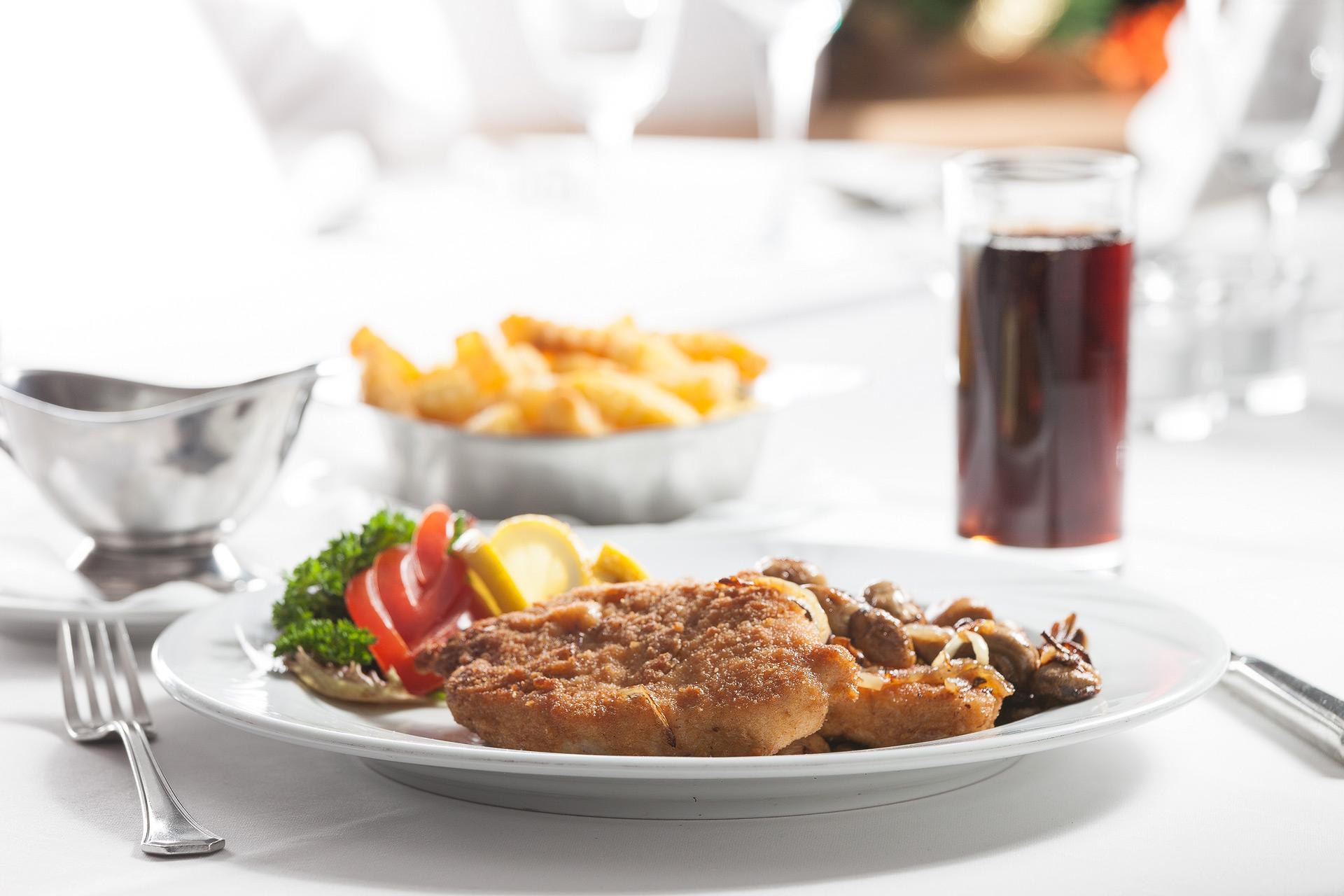Airfield Hotel Restaurant